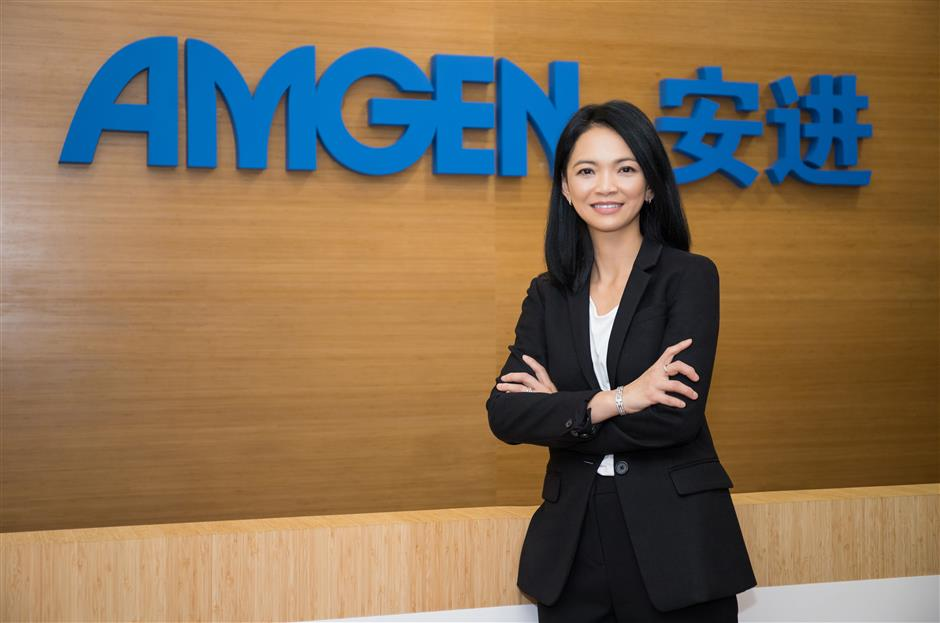 Amgen steps up efforts to serve Chinese patients