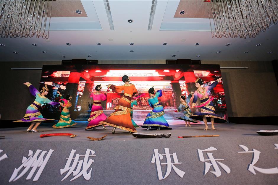 Hunan capitalseeks tourists from Shanghai