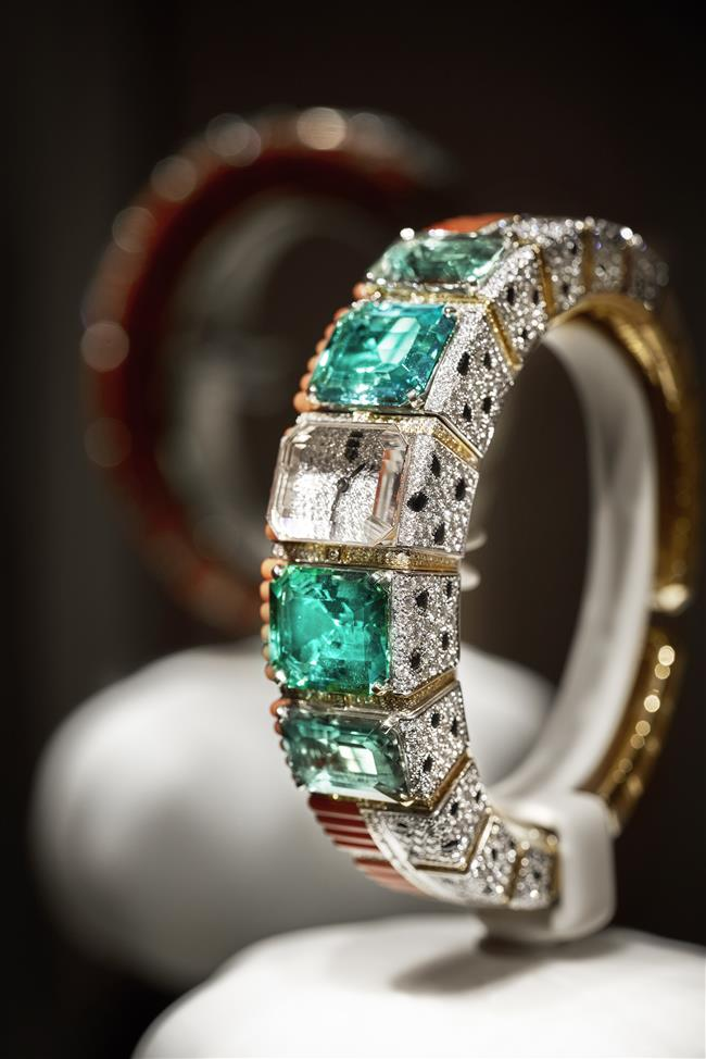 Cartiers latest high jewelry collection gets back to nature