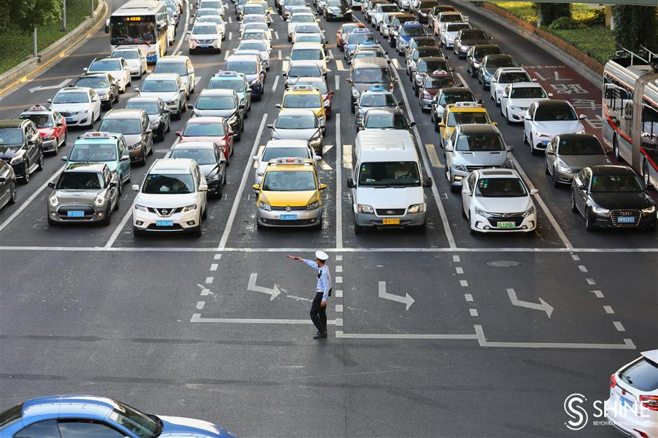 Restrictions to non-Shanghai plates to be expanded