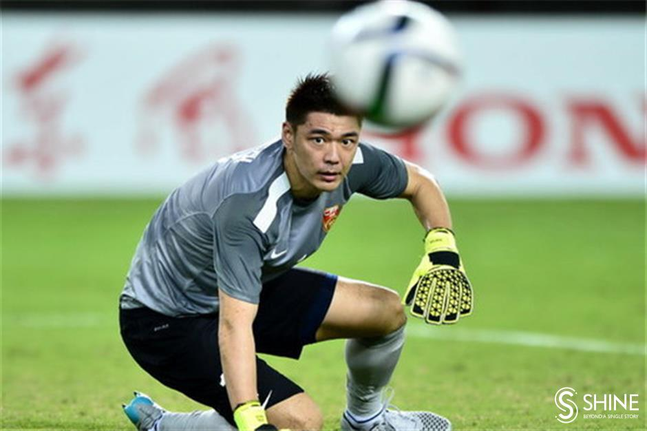 Shenhuas Zeng faces fitness race after finger injury