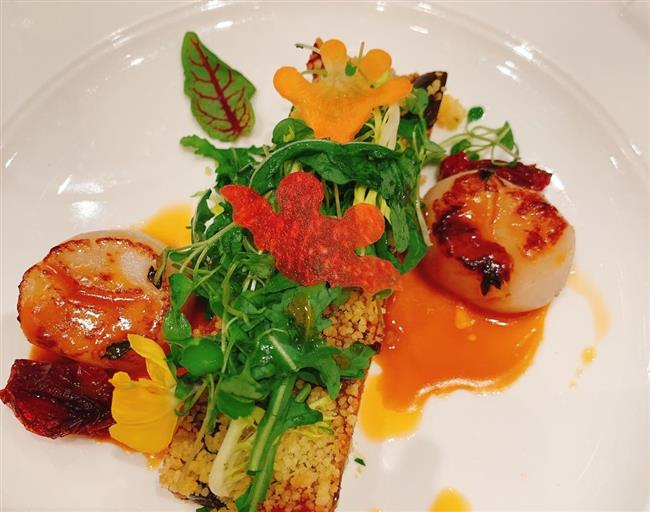 New autumn menus to delight your taste buds