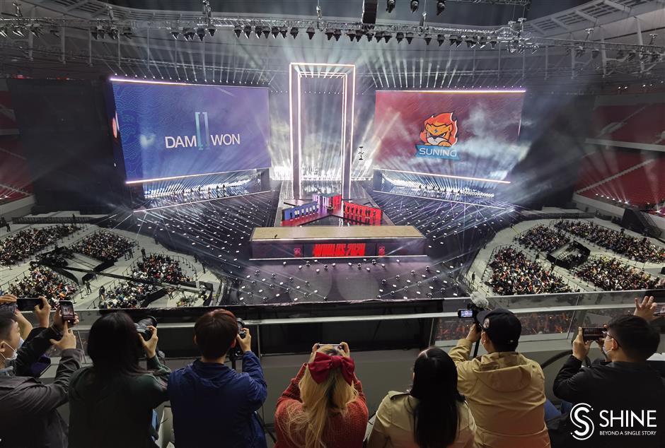 Damwon Gaming takes the S10 crown in Shanghai