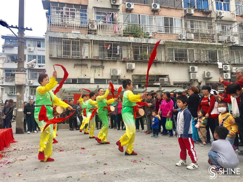 Workers Communities inZhenruto get thorough makeover