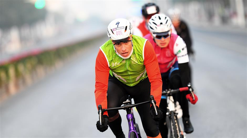 Yangtze cycle race to incorporate eSports