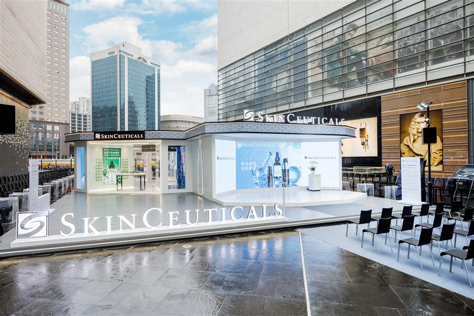 SkinCeuticals invests in science of skincare