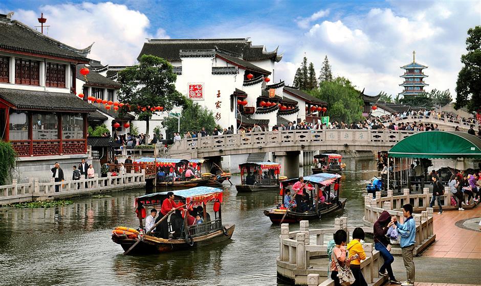 Contest shares cultural, tourism charms of Minhang