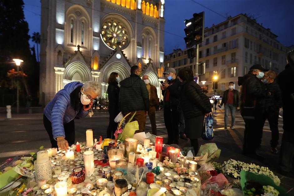 France church killer tests positive for COVID-19