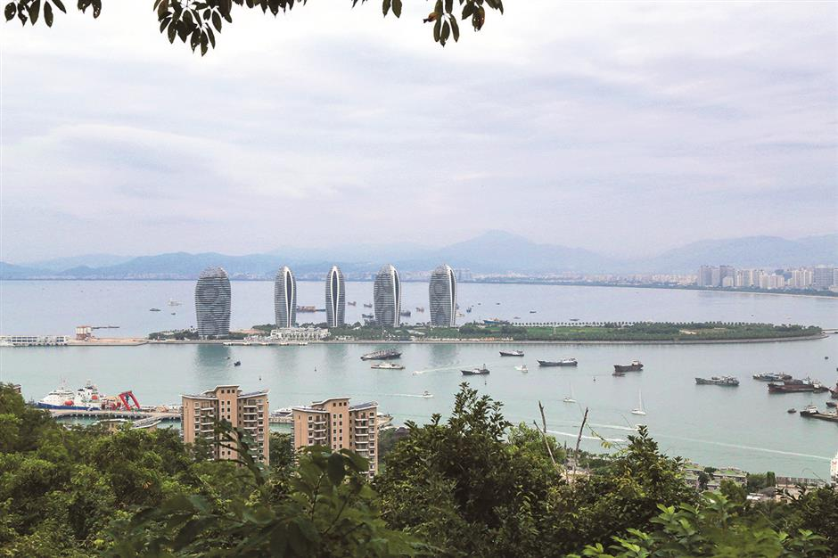 Sanya a tropical paradise packed with scenic delights