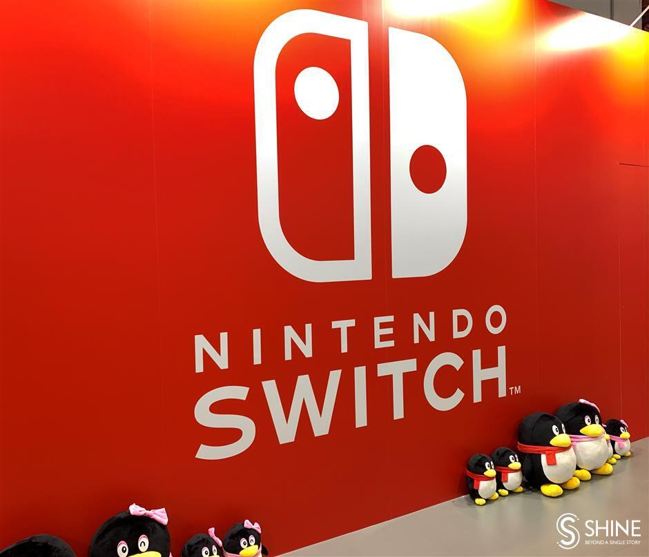 Tencent seekingNintendo Switch partners