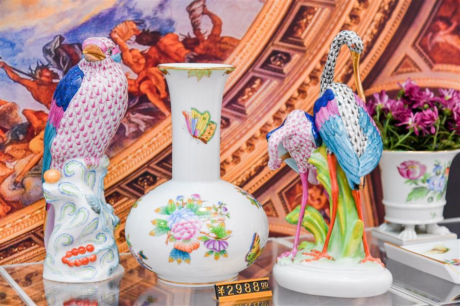 Display hub showcases the best of Hungary