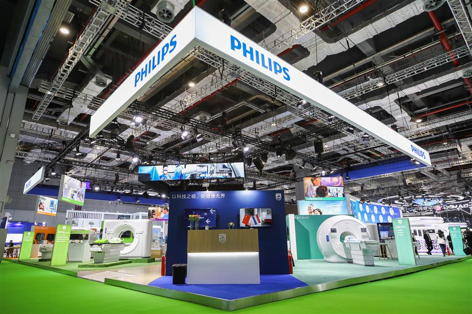 Philips brings latest health innovations to CIIE