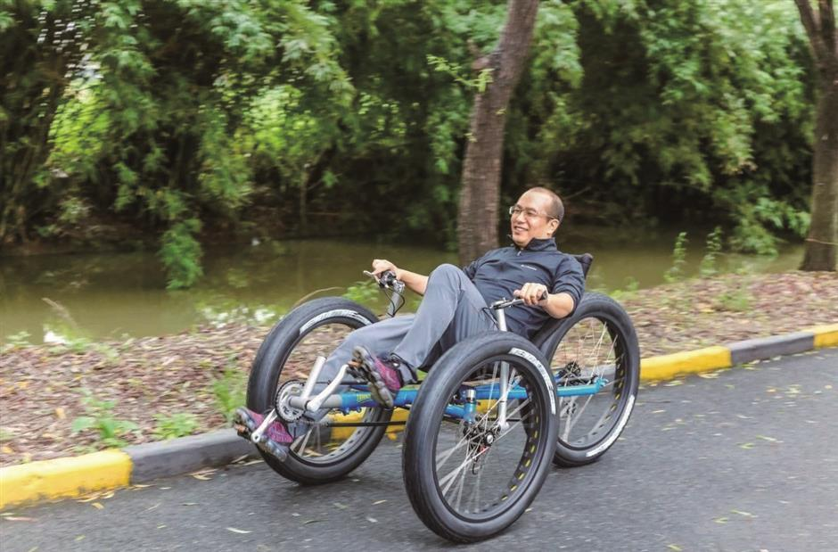 Firm sells trikes to suit every enthusiast