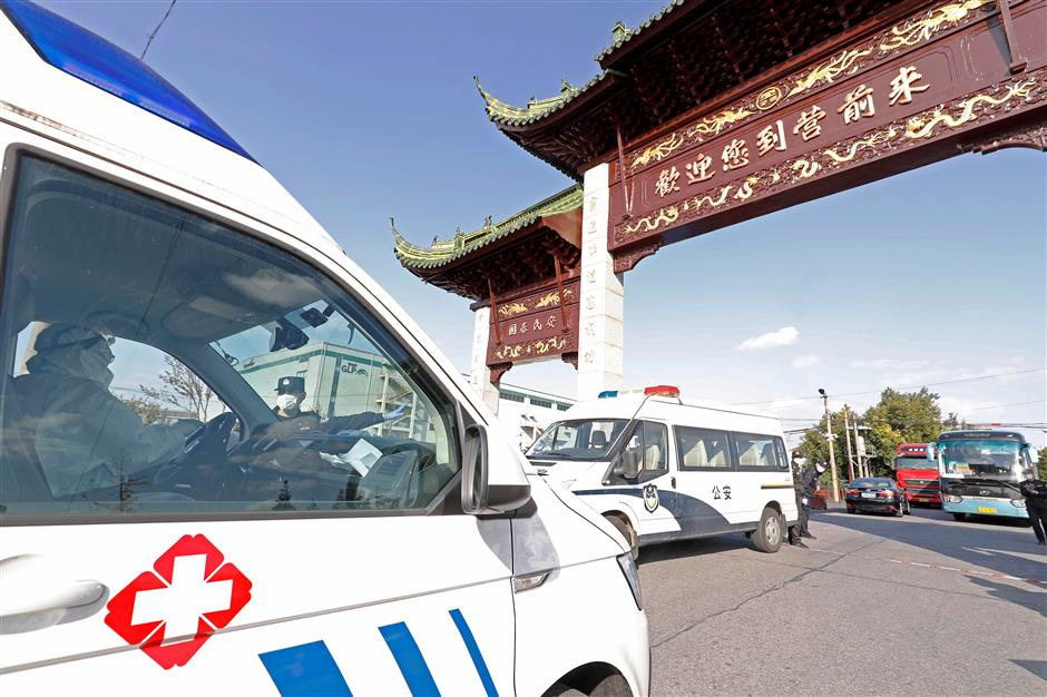 Chinese mainland reports 22 new COVID-19 case, including 1 local case