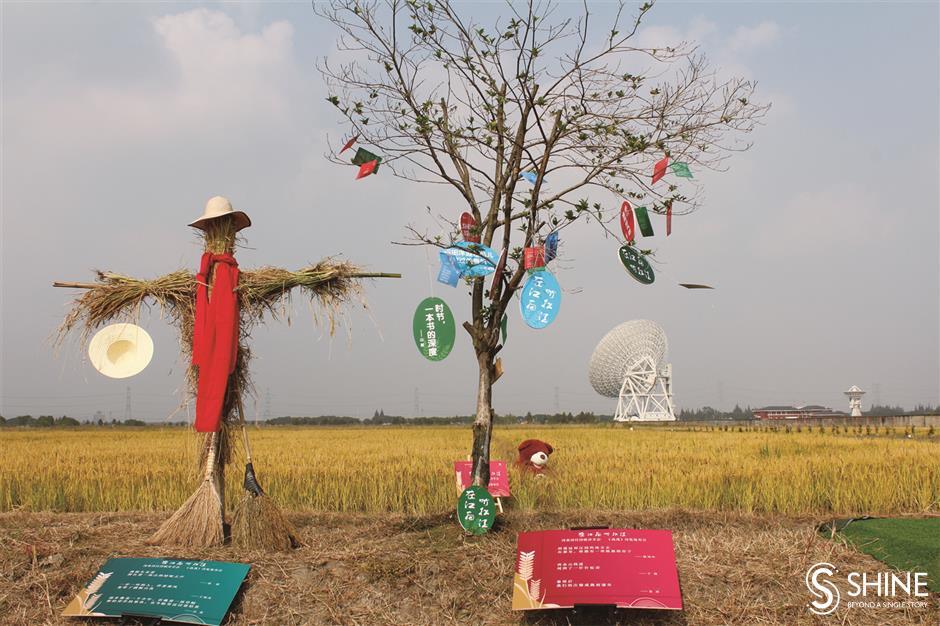 Poetic harvest at anniversary celebrations