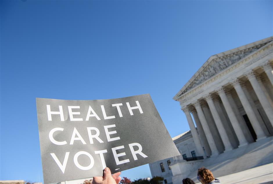 Supreme Court inclined to save Obamacare as COVID-19 pandemic widens