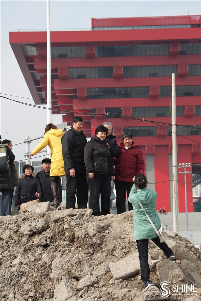 Looking back at the people who helped build Pudong