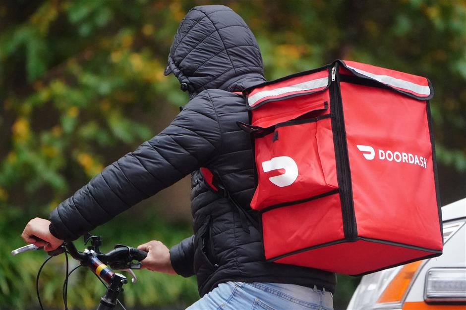 US delivery giant DoorDash unveils plans for IPO