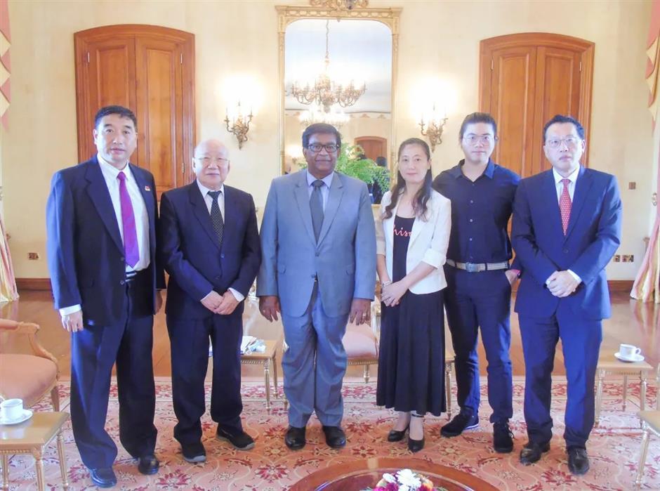 Shanghai TCM experts support coronavirus fight in Mauritius