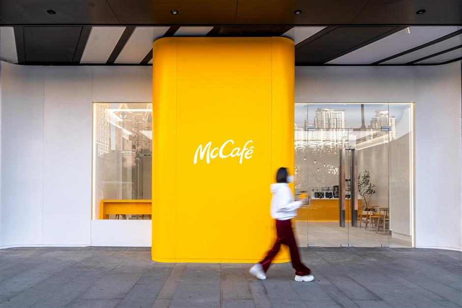 McCafé poised for major expansion in China