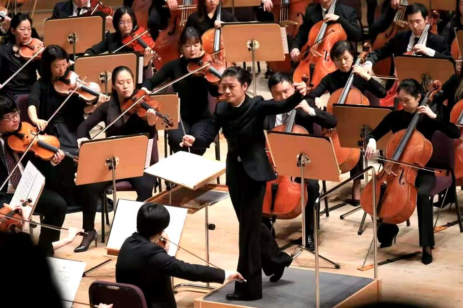 Chinese composer, London Symphony Orchestra join on new album