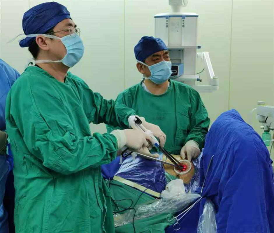 New anesthesia treatment helps take trauma out of cancer surgery