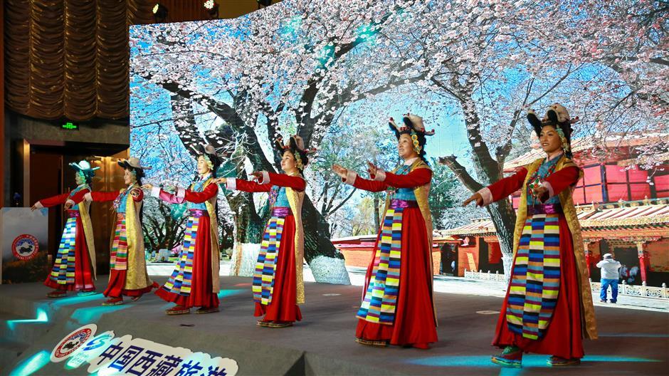 Winter deals part of Tibets tourism development strategy