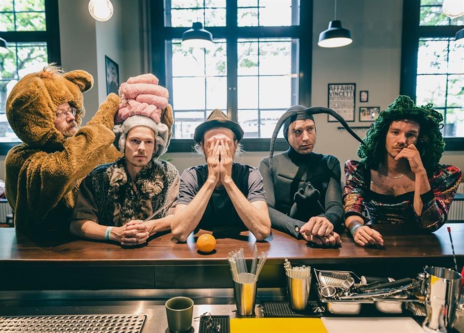 German musicians hold livestreaming concert