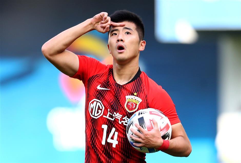Shanghai SIPG extends Sydneys winless run in ACL