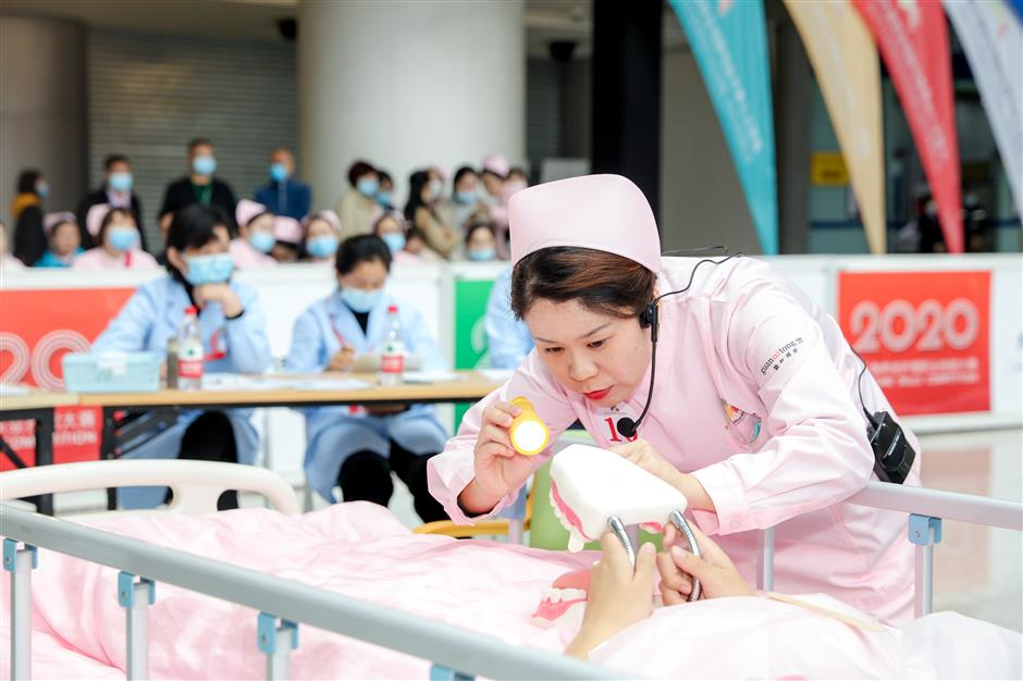 Competition highlights role of seniors care workers