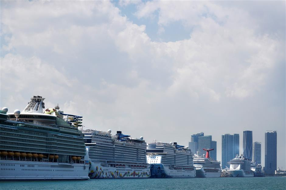 US CDC raises warning on cruise line travel to very high risk for coronavirus