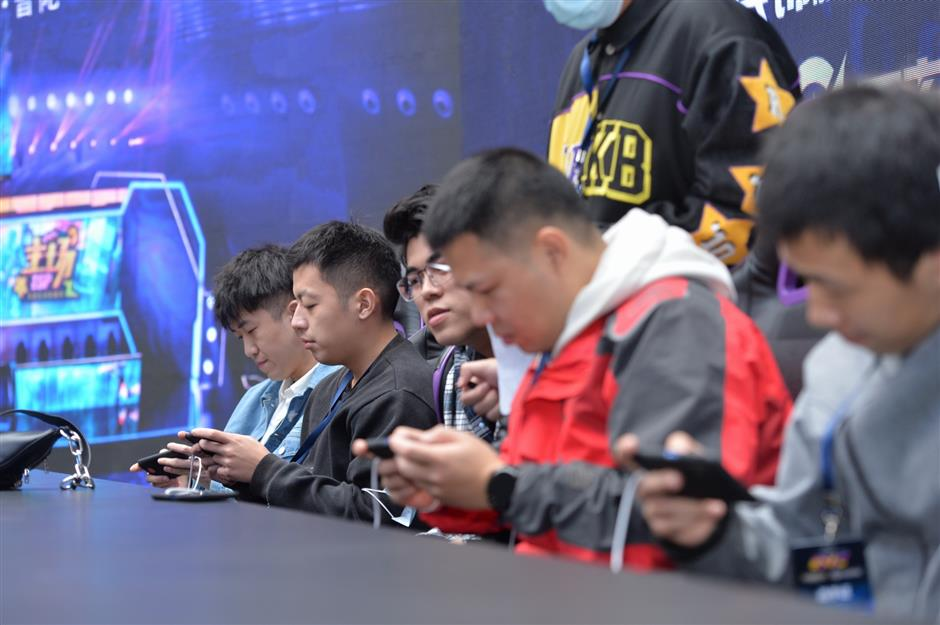 Amateur eSports contests attract local players