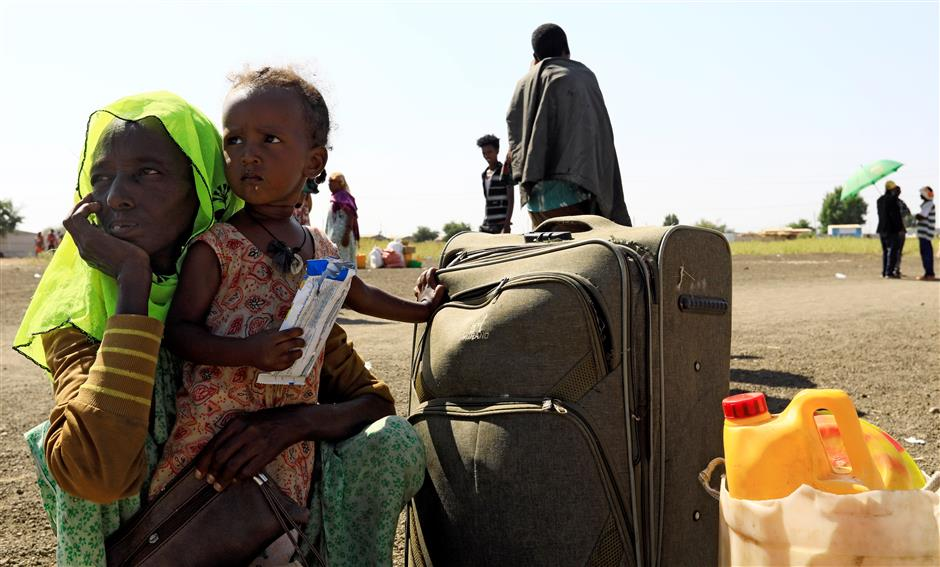 UN braces for Ethiopian refugee fleeing the war
