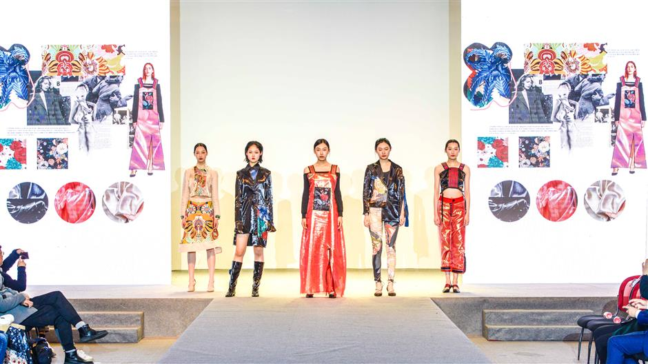 Donghua University hosts design, fashion spectacular