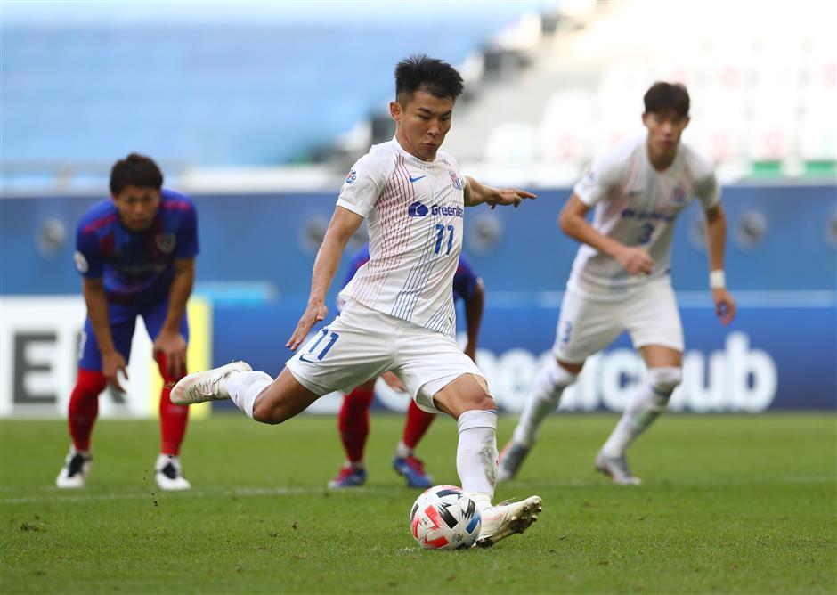 BeijingGuoan, Shanghai GreenlandShenhua notch ACL victories