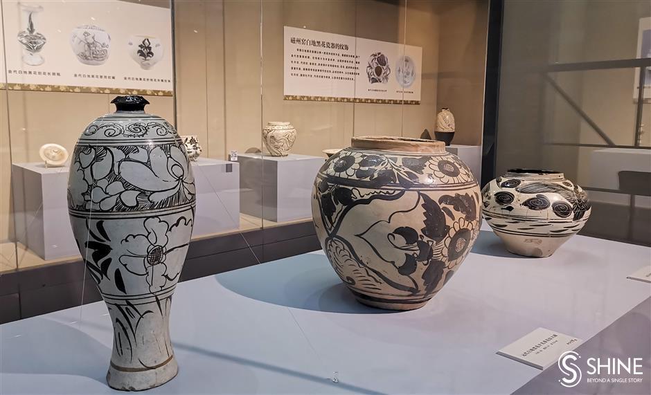 Kilns porcelain paints a picture of the past