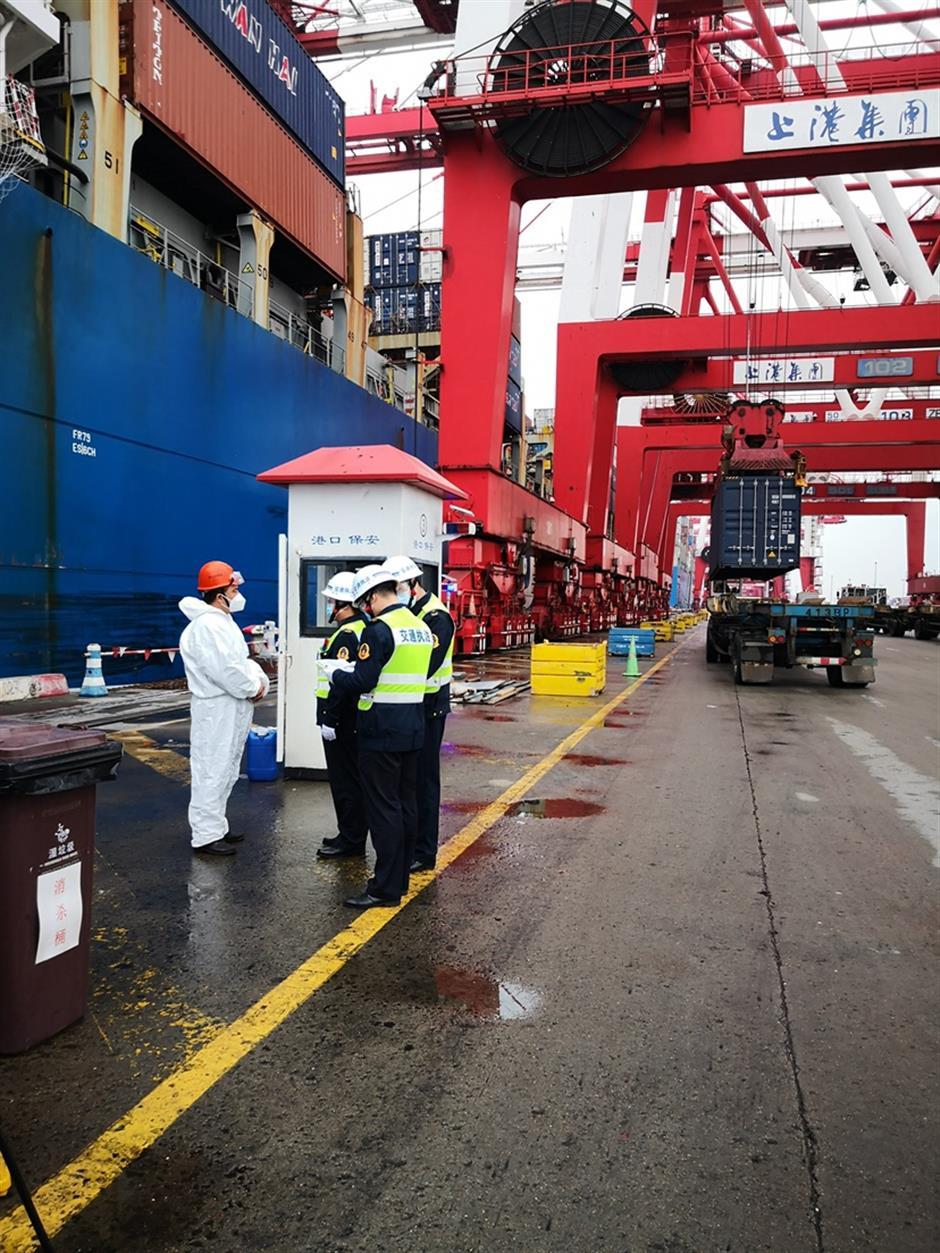 Authorities tighten cargo screening measures