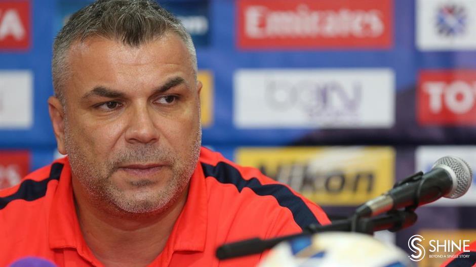 Olaroiu warns Jiangsu Suning over player signings