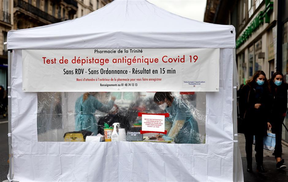 France unveils gradual easing of nationwide coronavirus lockdown