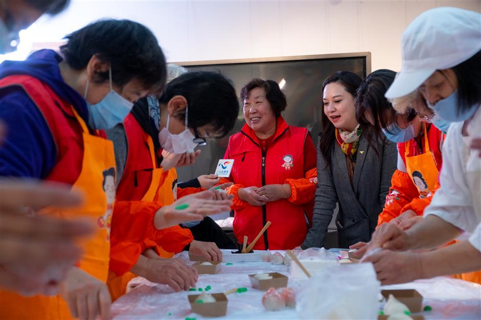 Hudec villa becomes community service center