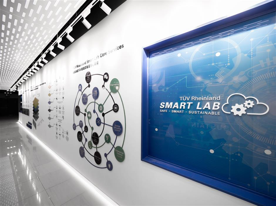 Worlds first unmanned lab for quality testing, certification