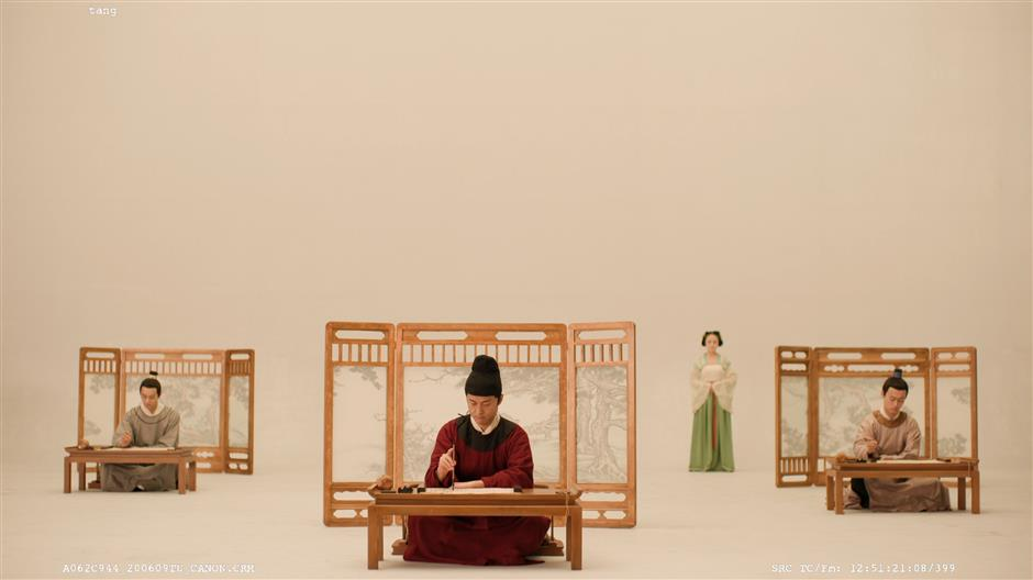 Documentary displays brilliance of Chinese culture