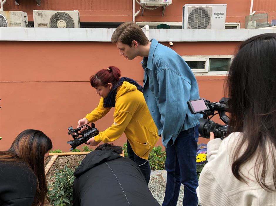 Looking China series: Planting seeds, growing communities