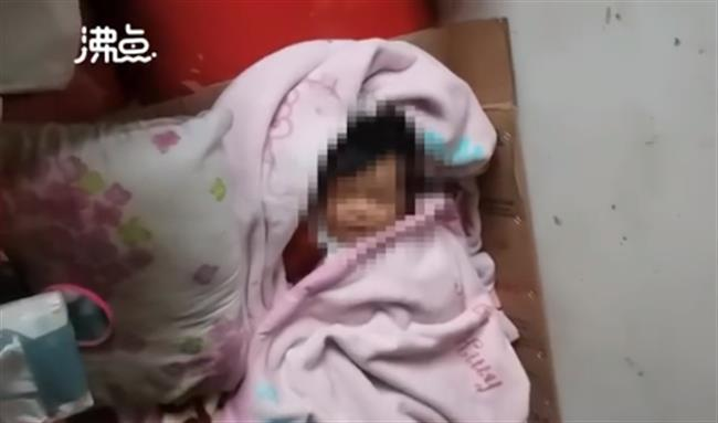 Baby girls twice fall from 5th floor shocks nation