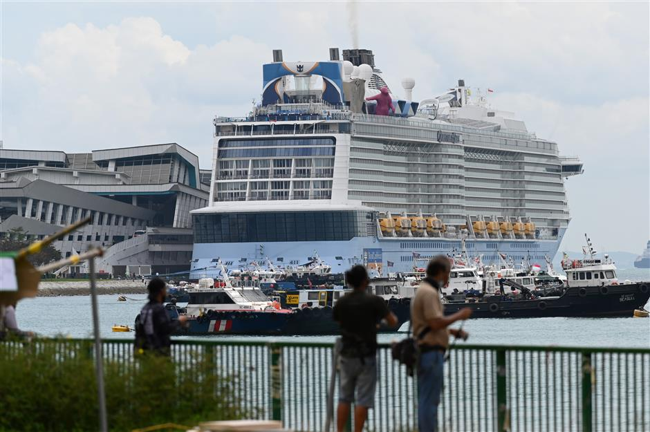 Quantum Guest Retests Negative for COVID, Next Cruise Called Off