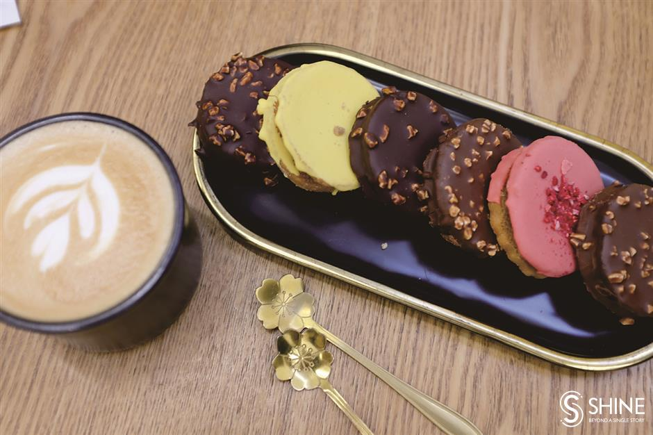 Life is short, make it sweet at Ma Tatins patisserie