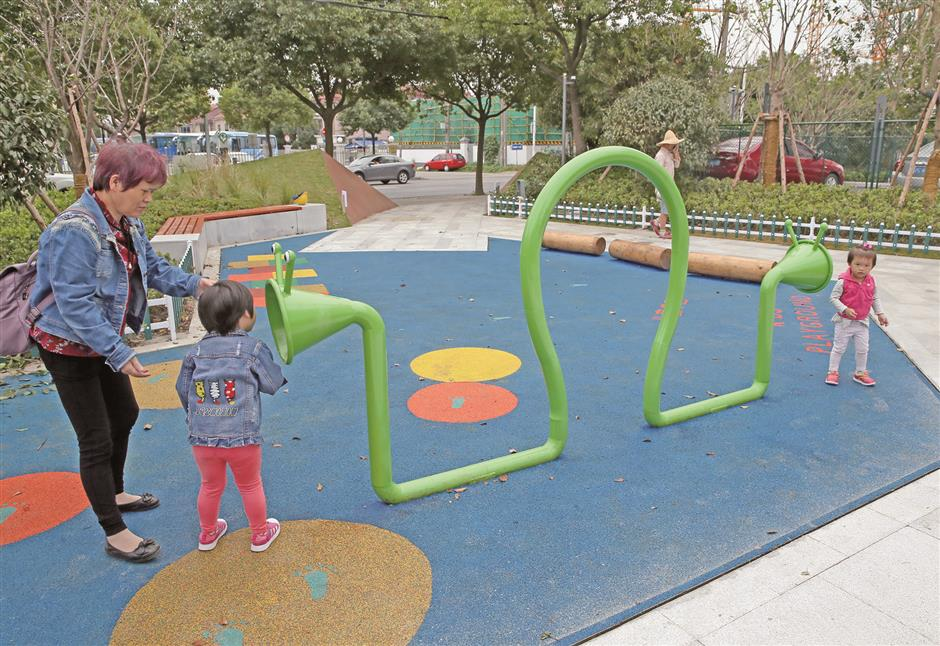 Pocket parks leisure boost for local residents