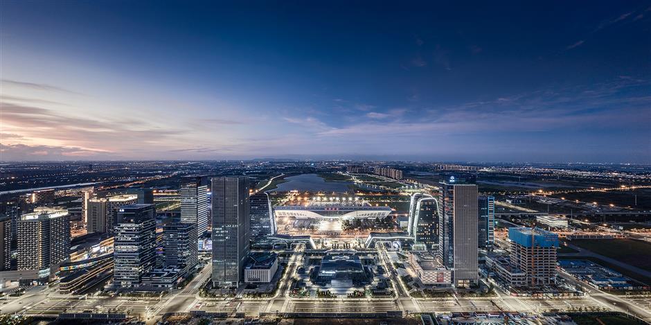 Xiangcheng emerges as core Yangtze River Delta hub