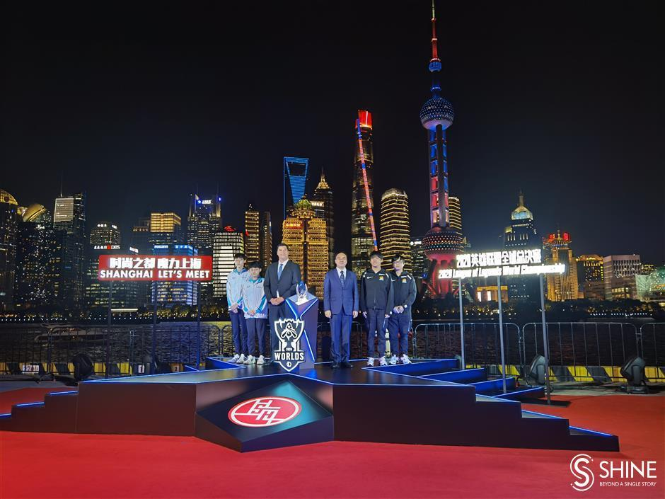 Pandemic aside, Shanghai continues the business of being best
