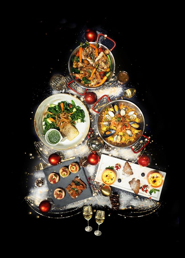 Christmas cuisine to warm your heart and satiate your stomach